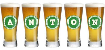 Anton lager logo