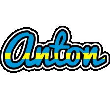 Anton sweden logo