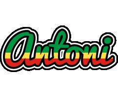 Antoni african logo