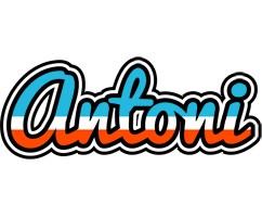 Antoni america logo