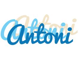 Antoni breeze logo