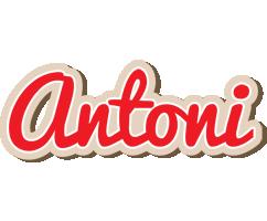Antoni chocolate logo