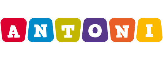 Antoni daycare logo