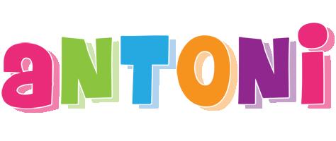 Antoni friday logo