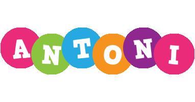 Antoni friends logo