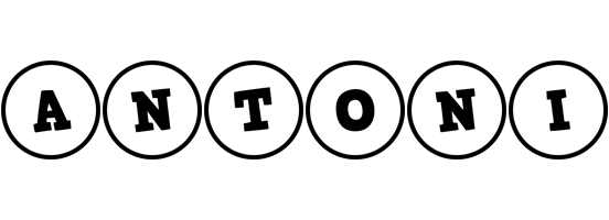 Antoni handy logo