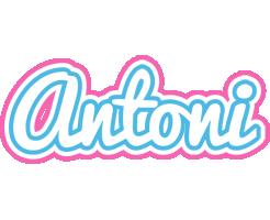 Antoni outdoors logo