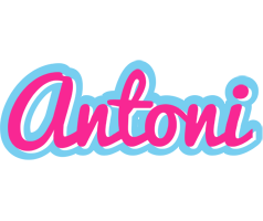 Antoni popstar logo