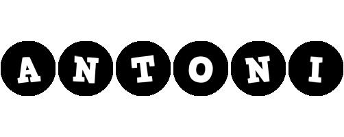 Antoni tools logo