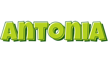 Antonia summer logo