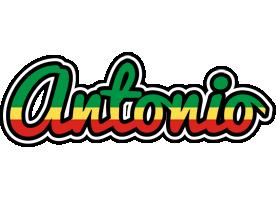 Antonio african logo