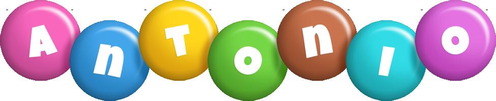 Antonio candy logo