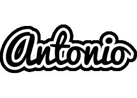 Antonio chess logo