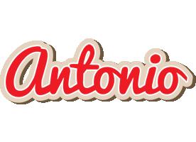 Antonio chocolate logo
