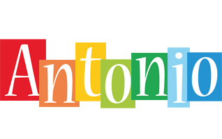 Antonio colors logo