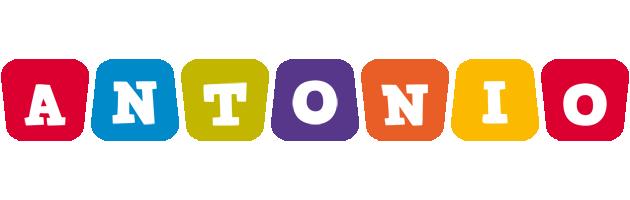 Antonio daycare logo