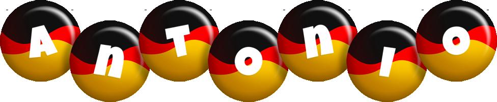 Antonio german logo