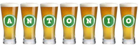 Antonio lager logo