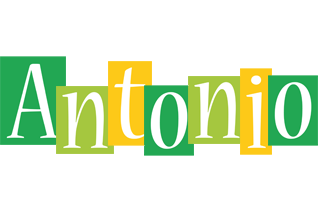 Antonio lemonade logo
