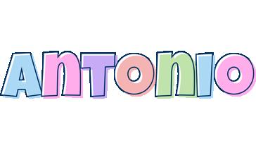 Antonio pastel logo