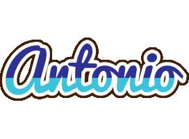 Antonio raining logo