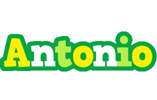 Antonio soccer logo