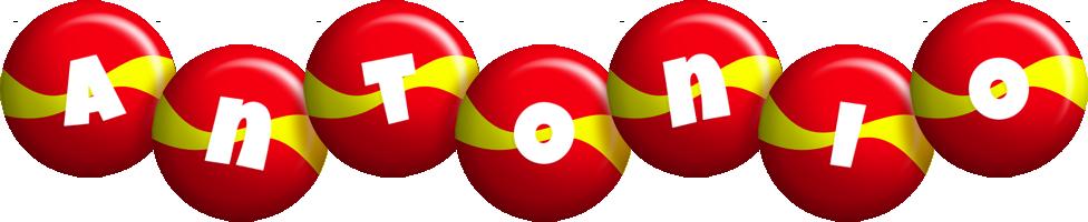 Antonio spain logo