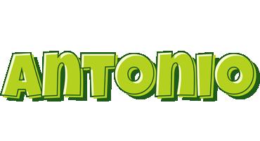 Antonio summer logo