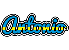 Antonio sweden logo