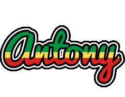 Antony african logo