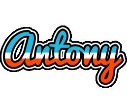 Antony america logo
