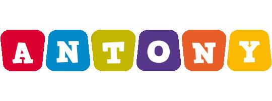 Antony daycare logo