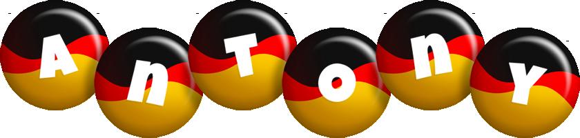 Antony german logo