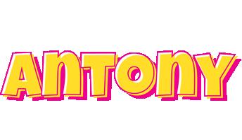 Antony kaboom logo