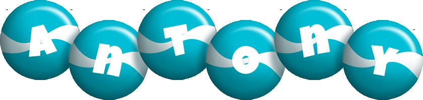 Antony messi logo
