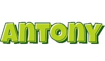 Antony summer logo