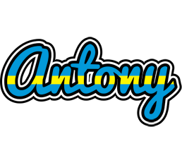 Antony sweden logo