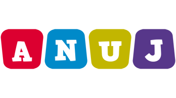 Anuj daycare logo