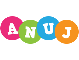Anuj friends logo