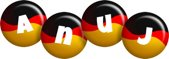 Anuj german logo