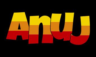 Anuj jungle logo