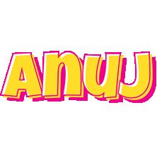 Anuj kaboom logo