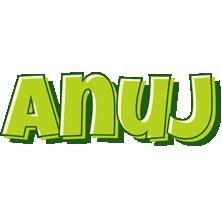 Anuj summer logo
