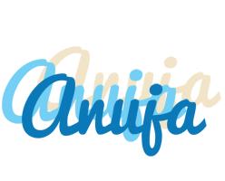 Anuja breeze logo