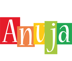 Anuja colors logo