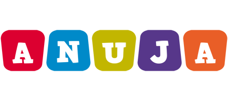 Anuja daycare logo