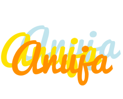 Anuja energy logo