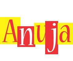 Anuja errors logo