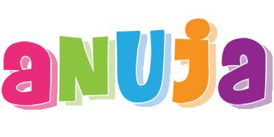 Anuja friday logo
