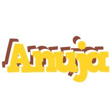 Anuja hotcup logo